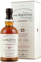 Balvenie 21 Jahre Port Wood 0,7l 40% Vol.