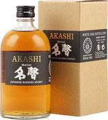 Akashi Meisei Japanese Blended Whisky 0,5l 40%