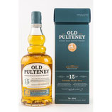Old Pulteney 15 y.o. (2018)