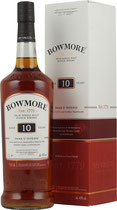 Bowmore 10 Years Old Dark& Intense 1L 40% Vol