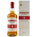 Benromach 15 y.o. - neue Ausstattung (2020)