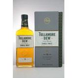 Tullamore Dew 14 y.o. / Triple Distilled Volumen: 0.7 Liter | Alkoholgehalt: 41.3% | Kühlfiltriert | Mit Farbstoff