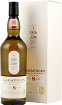 Lagavulin 8 Years Old Islay Malt 0,7l Vol.:48%