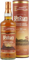 Benriach 21 Jahre Tawny Port Finish 0,7l 46%