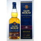 Glen Moray 15 Jahre American  Sherry Cask  0,7l 40%