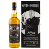 Arran 12 y.o. 2006 Master of Distilling II - James MacTaggart