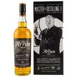 Arran 12 y.o. 2006 Master of Distilling II - James MacTaggart