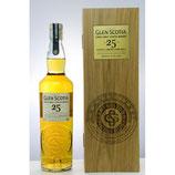 Glen Scotia 25 Jahre Holzbox 48,8% 0,7l