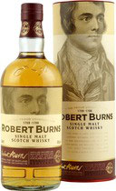 Arran Single Malt Edition Robert Burns 0,7l 43%Vol.