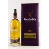 Glenfiddich 26 y.o. Excellence  Kühlfiltriert
