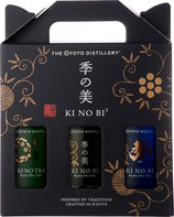 Ki No Bi - Collection   3 x 200 ml Bestehend aus:  • KI NO BI Classic • KI NO SEI • KI NO TEA 48,3 % Vol.Produktname