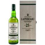 Laphroaig 25 y.o. Cask Strength (2020)