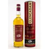 Glencadam 21 y.o. Volumen: 0.7 Liter | Alkoholgehalt: 46% | Nicht kühlfiltriert | Ohne Farbstof