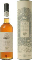 Oban 14 years Old 0,7l 43% Vol