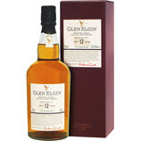 Glen Elgin  12 Years Old Seyside Malt 0,7l 43% Vol