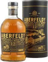 Aberfeldy 12 y.o 0,7l 40% Vol