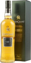 Glen Grant 10 Years Old  0,7l 40% Vol.