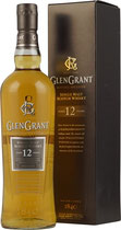 Glen Grant  12 Years Old 0,7l 40% Vol.