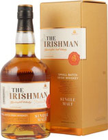 The Irishman Single Malt 0,7l 40%Vol Irish Whiskey