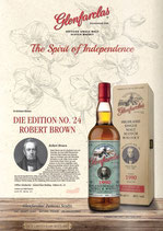 Glenfarclas Edition No.24 Robert Brown