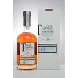 Tormore 16 y.o.Volumen: 0.7 Liter | Alkoholgehalt: 48% | Nicht kühlfiltriert | Mit Farbstoff