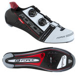 FORCE CAVALIER CARBON, black-white-rede