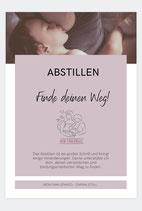 Bindungsorientiertes Abstillen - Workbook