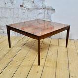 Vintage design palissander salontafel