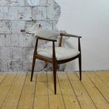 Vintage deens design stoel