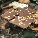 Zartbitter Schokolade 64%        ganze Haselnuss