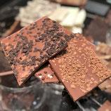 Milchschokolade 34% Cookies
