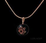 verižica rose gold (črna)