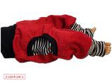 Pumphose Breitcord Rot Nr.07