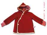 Walkjacke in Rot Nr.13