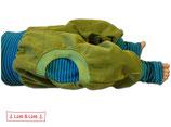 Pumphose Cord grün Nr.03