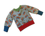 Pullover Regenbogen