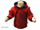 Walkjacke in Rot Nr.04