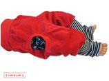 Pumphose Cord Rot Anker blau Nr.06
