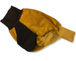 Pumphose Breitcord gelb Nr.19