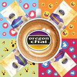 5 bolsas de Oregon Chai del sabor de tu preferencia