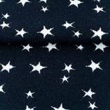 Bündchen Stern Dunkel Blau