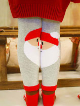 Weihnachts-Junior Leggings Santa