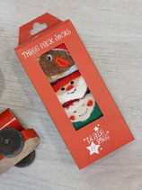 Geschenk-Set Weihnachtssocken