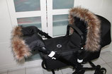 Winter-Set mit 2er Muff