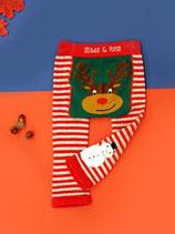 Weihnachts-Leggings Festive