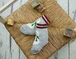 Weihnachts-Socken Snowman