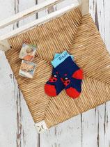 Socks Ladybird