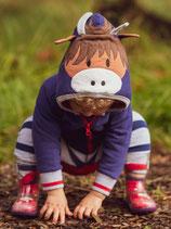 Hoodie Cow