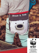 WWF Leggings Polar Bear