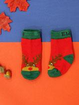 Weihnachts-Socken Festive
